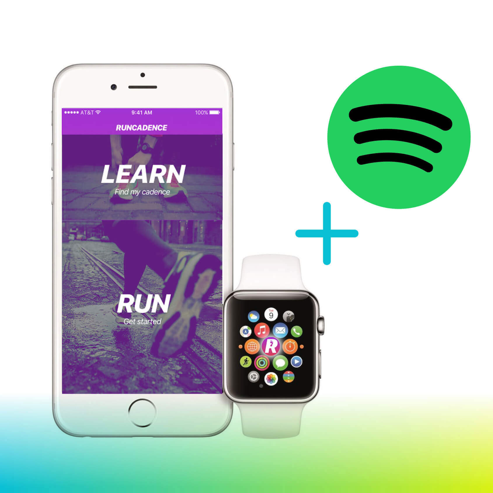 How to Apply the Science of Step Rate to Your Running Using the RunCadence & Spotify App